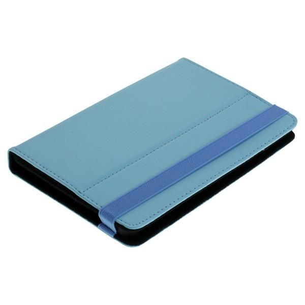 Bookstyle Tasche Tabletcase helblau f