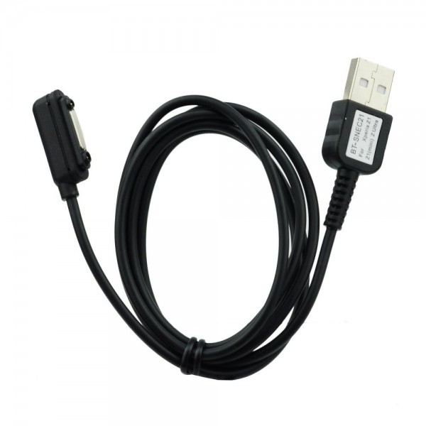 USB Ladekabel magnetisch f. Sony Xperia Z3 Compact