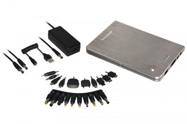 Externes Mobiles Ladegerät Akku f. Samsung i8750 ATIV S