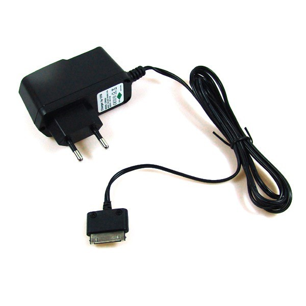 Netzteil, Ladegerät schwarz f. Samsung Galaxy Tab 7.0 P6200