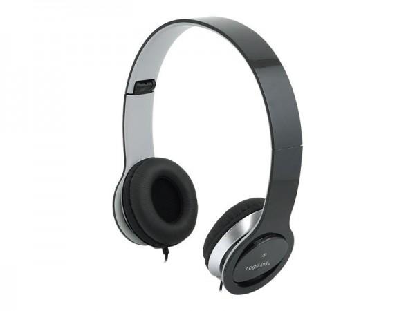 Stereo Kopfhörer black f. Huawei Ascend Y200