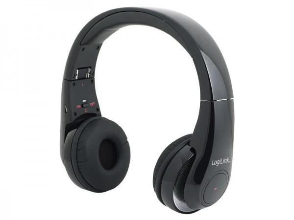 Bluetooth Headset black f. Apple iPad Air 2 128gb