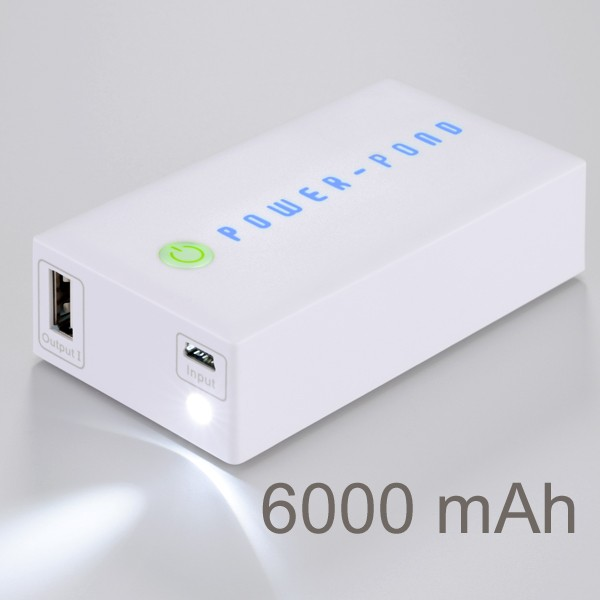 Power Pond Mobiles Ladegerät f. HTC Desire 700