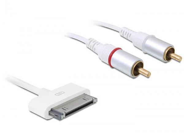 Stereo Audiokabel Dock-Cinch f. iPhone 4 32GB